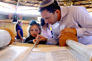 A New Young Rabbi Comes to BT